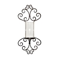 Shefield Wall Lighting Large Rustic,Clear