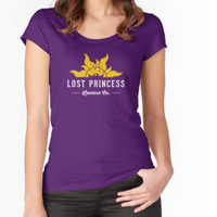 Lost Princess Lantern Co. by someimagination