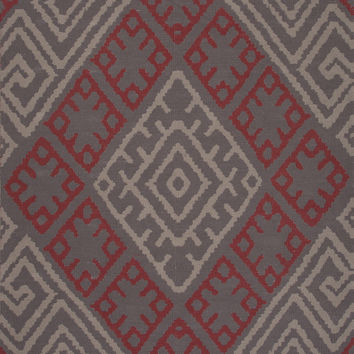 Jaipur Rugs FlatWeave Tribal Pattern Pink/Red Cotton Area Rug MCF08 (Rectangle)