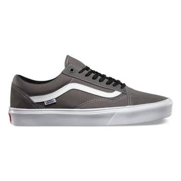 Vans Old Skool Lite (charcoal/white)