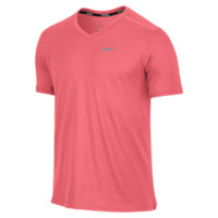 Nike Tailwind Men's Running Shirt - Hyper Punch