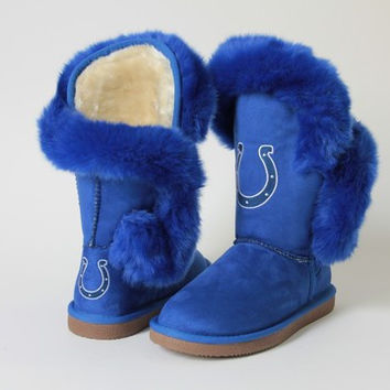 Women's Indianapolis Colts Champions Boots