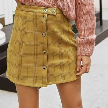 Romeo Lock and Key Skirt