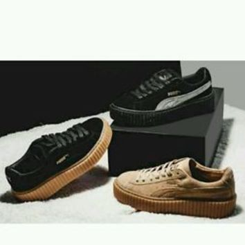 newest bfb8e a5f09 Wmns puma creepers X Rhianna pre order from ebay.co.uk | Shoes
