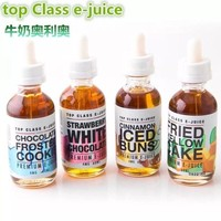 Electronic Vape E Pen Cigarettes juice 4 bottle