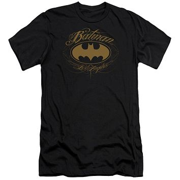 Batman - Batman La Premuim Canvas Adult Slim Fit 30/1