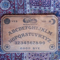 Antique Ouija Board