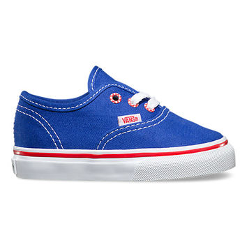Toddlers Star Eyelet Authentic | Shop Toddler Shoes at Vans