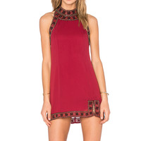 NBD Gatsby Dress in Red