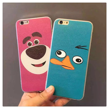 Cute On Sale Iphone 6/6s Hot Sale Hot Deal Stylish Strawberry Iphone Apple Phone Case [8864220295]