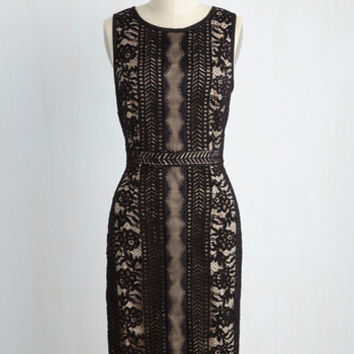 Favor This Moment Sheath Dress | Mod Retro Vintage Dresses | ModCloth.com
