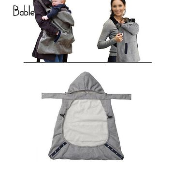 Baby Windshield Carrier Universal Baby Cloak Baby Infant Cotton Hood Baby Cape