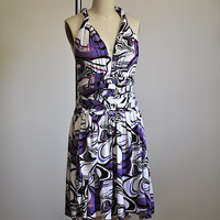 Convertible Wrap Dress Item 4155 by graziolin on Etsy