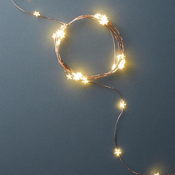 Aurora Star String Lights