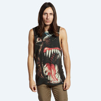 Killer Sleeveless T-shirt