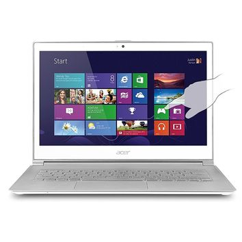 Acer Aspire S7-391-9427 13-Inch Touchscreen Ultrabook (2.0 GHz Intel Core i7-3537U Processor, 4GB DDR3, 256 GB SSD, Windows 8) White