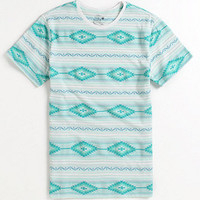 On The Byas Beck Jacquard Crew Tee at PacSun.com