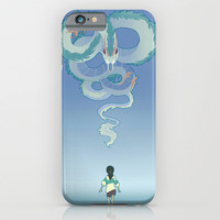 Spirited Away iPhone & iPod Case by Amy S.