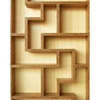 Supermarket: Tetrad Bamboo Shelving (10 Block Set) from Brave Space Design