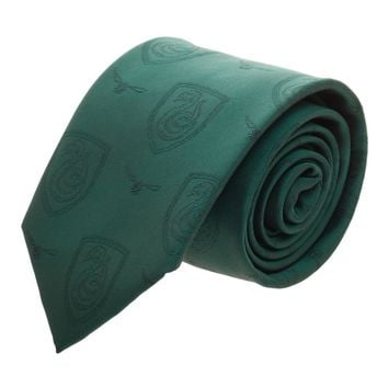 Slytherin Neck Tie