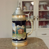 Old Germany Beer Stein