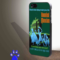 Haunted Mansion for iphone 4/4s/5/5s/5c/6/6+, Samsung S3/S4/S5/S6, iPad 2/3/4/Air/Mini, iPod 4/5, Samsung Note 3/4 Case **