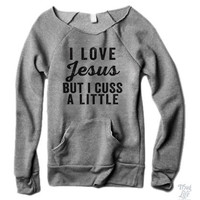 I Love Jesus Sweater