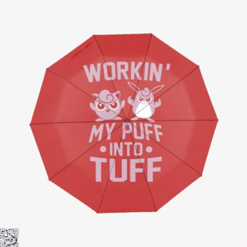 Workin' My Puff Into Tuff, Pokemon Umbrella