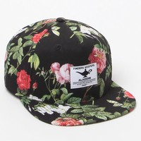 Neff - Disney Aladdin Floral Snapback Hat - Mens Backpack - Black - One