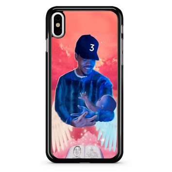 Chance The Rapper 2 iPhone X Case