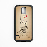 Pug Love for Samsung Galaxy
