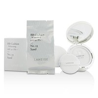 Laneige BB Cushion Foundation (Whitening) SPF 50 With Extra Refill - # No. 23 Sand Make Up