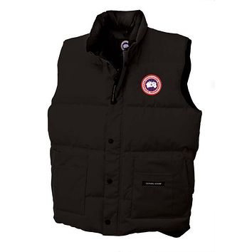 Canada Goose Jacket Men's Freestyle Vest Black XS,S,M,L,XL,XXL