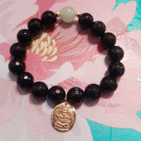 Remover of Obstacles Ganesha Wrist Mala