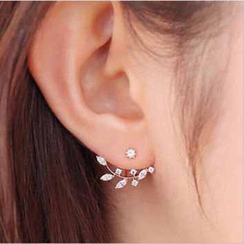 Tragus Ring Cuff / Cartilage Fake Piercing Choose Your Colors+A pair