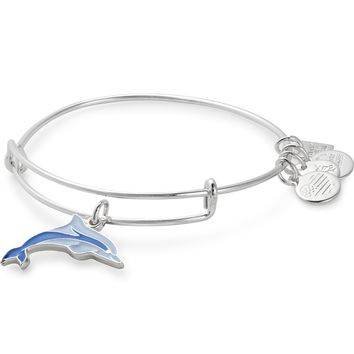Dolphin Charm Bangle   Association Of Zoos And Aquariums