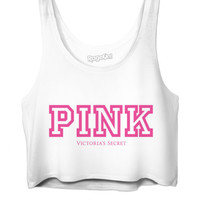 Pink by Victoria's Secret Crop Top