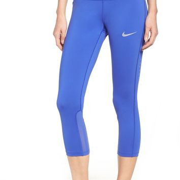 Nike Power Epic Run Crop Tights | Nordstrom