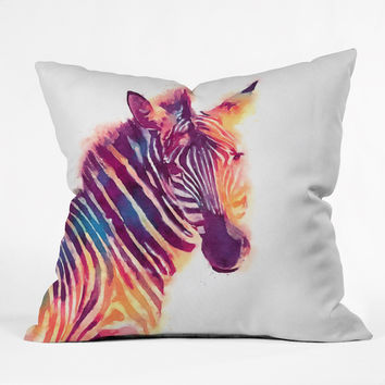 Jacqueline Maldonado The Aesthetic Throw Pillow