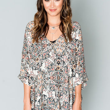 Show Me Your mumu Shook Tunic ~ The Mandarin