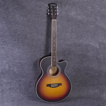 Hot Guitars 40 Inch High Quality Acoustic Guitar Rosewood Fingerboard Guitarra  Musical Stringed Instruments 6 Strings Guitars