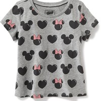Disney© Minnie Mouse Graphic Tee for Toddler | Old Navy