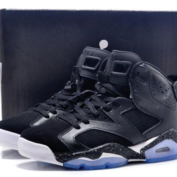 Free shipping JORDAN 6 Basketball Shoes High-Top Sneakers  Cushion Basketball Shoes Jordan  For Men shoes
