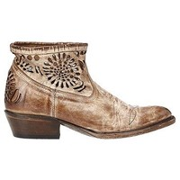 Women's Mustang Short Western Boot