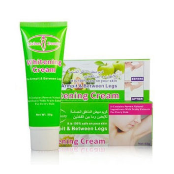 Neck,Arms,Hands And Feet,Armpit Whitening Cream Underarm Whitening Exfoliating Private Parts 50g MK0222