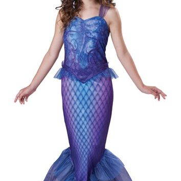 Girl's InCharacter Costumes 'Mysterious Mermaid' Costume