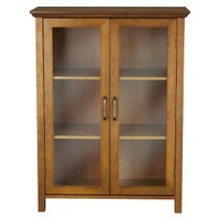 Avery Floor Cabinet - Oil Oak