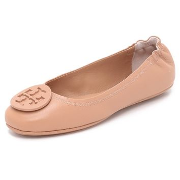 Minnie Travel Ballet Flats