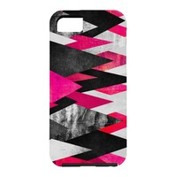 Elisabeth Fredriksson Pink Peaks Cell Phone Case