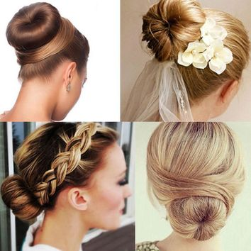 Bun Maker Young French Style Hair Band